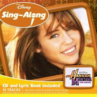 - Disney Sing-along - Hannah Montana The Movie