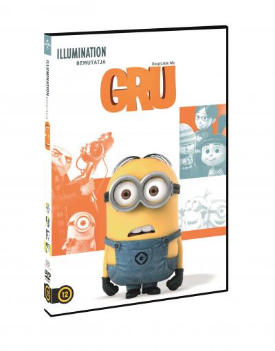 Pierre Coffin - Chris Renaud - Gru - DVD