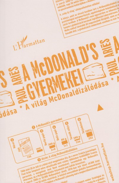 Paul Ariés - A McDonald's gyermekei