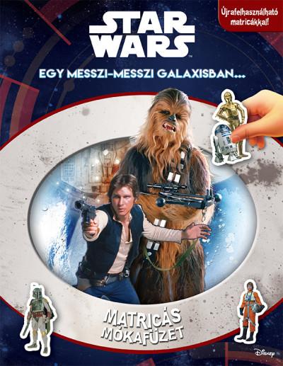 Ivan Pachon - Matricás mókafüzet - Star Wars