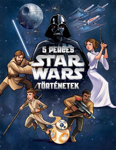- Star Wars: 5 perces Star Wars-történetek