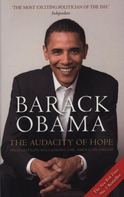 Barack Obama - The Audacity of Hope