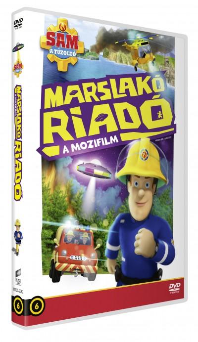 - Sam, a tűzoltó - Marslakó riadó - DVD