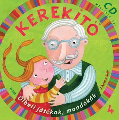 J. Kovács Judit - Kerekítő 4. - CD melléklettel