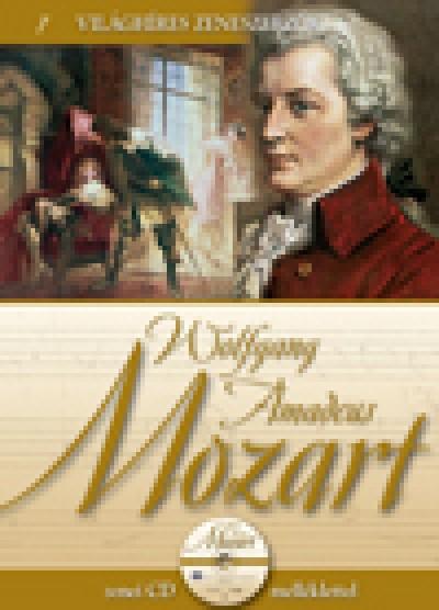 Alberto Szpunberg  (Összeáll.) - Wolfgang Amadeus Mozart - Zenei CD-melléklettel