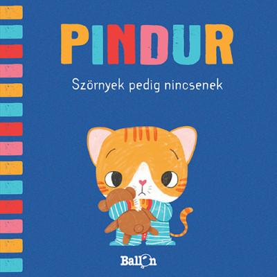 - Pindur - Szörnyek pedig nincsenek