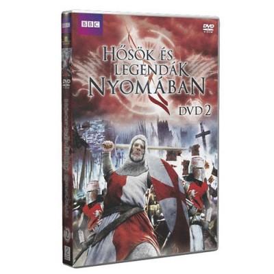 - Hősök és Legendák nyomában 2. - DVD -