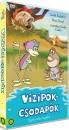 Szombati Szabó Csaba - Haui József - Szabó Szabolcs - Vízipók-csodapók - Egész estés rajzfilm - DVD