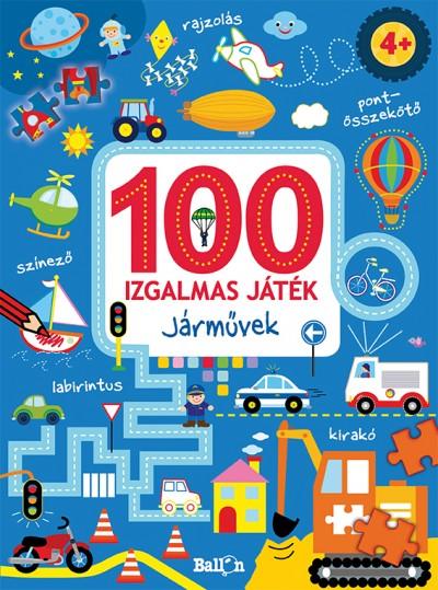 - 100 izgalmas játék - Járművek