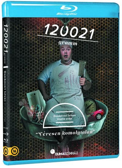 Dombóvári István - 120021 gramm (Dombovári István) - Blu-ray