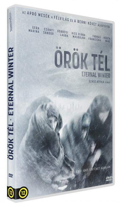 Szász Attila - Örök tél - DVD
