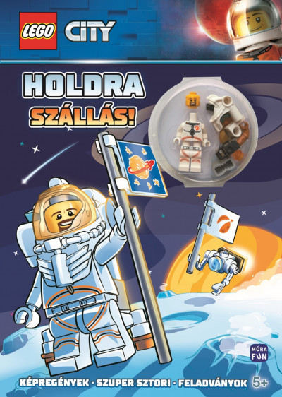 - LEGO City - Holdra szállás!