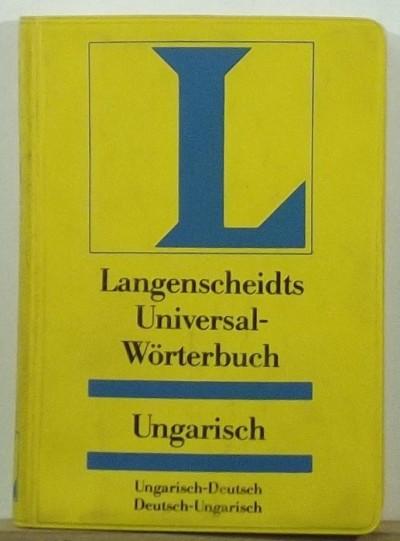 - Langenscheidts Universal-Wörterbuch - Ungarisch