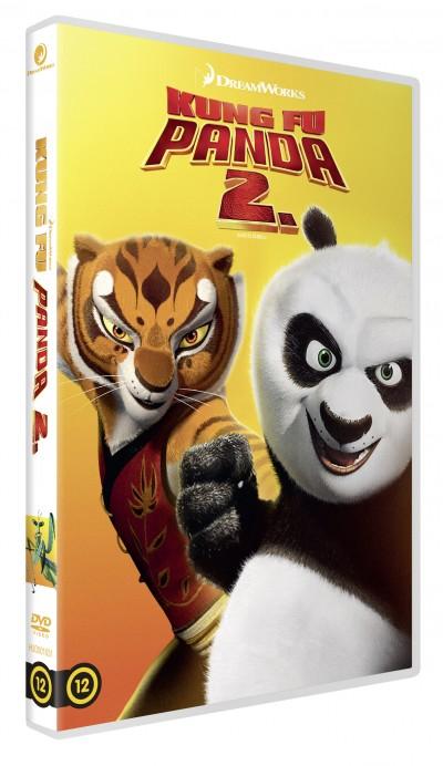 Jennifer Yuh - Kung Fu Panda 2. (DreamWorks gyűjtemény) - DVD