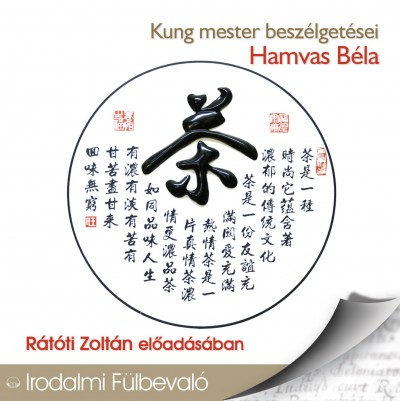 Hamvas Béla - Kung mester beszélgetései - Hangoskönyv (1CD)