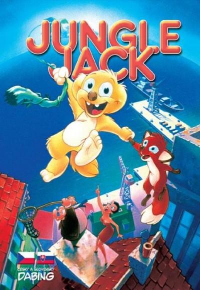 - Dzsungel Jack - DVD