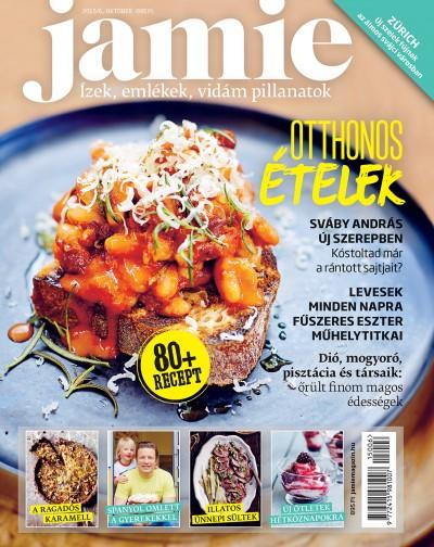 Hajós Szandra  (Szerk.) - Jamie Magazin 6.