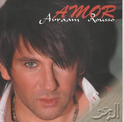 Avraam Rousso - Amor - CD