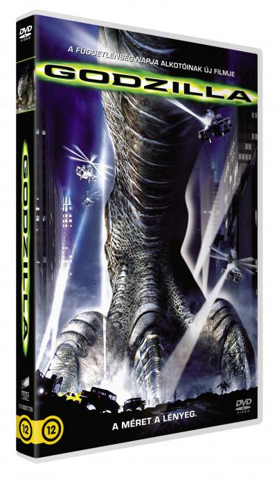 Roland Emmerich - Godzilla - DVD