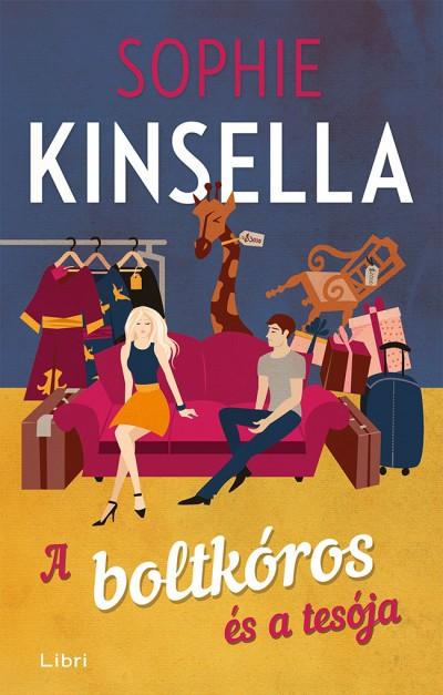 Sophie Kinsella - A boltkóros és a tesója