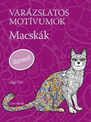 Olga Gre - Var�zslatos mot�vumok - Macsk�k