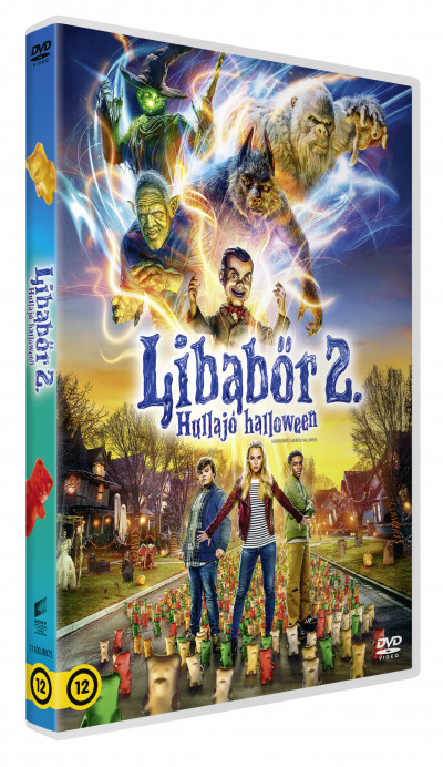 Ari Sandel - Libabőr 2. - Hullajó Halloween - DVD