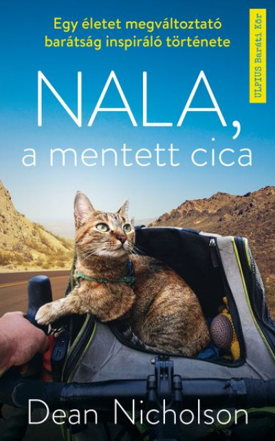 Dean Nicholson - Nala, a mentett cica