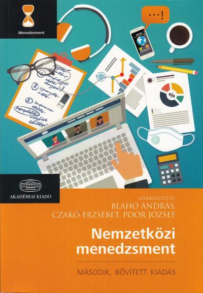 Blahó András  (Szerk.) - Czakó Erzsébet  (Szerk.) - Poór József  (Szerk.) - Nemzetközi menedzsment
