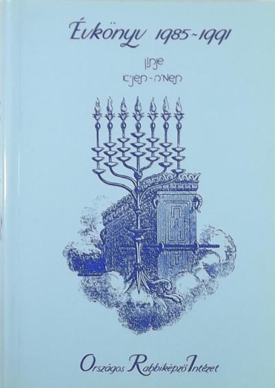Schweitzer József  (Szerk.) - Évkönyv