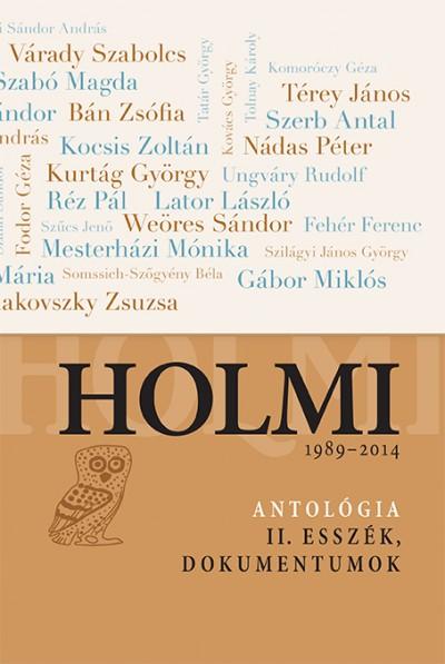 Réz Pál  (Szerk.) - Holmi-antológia II.