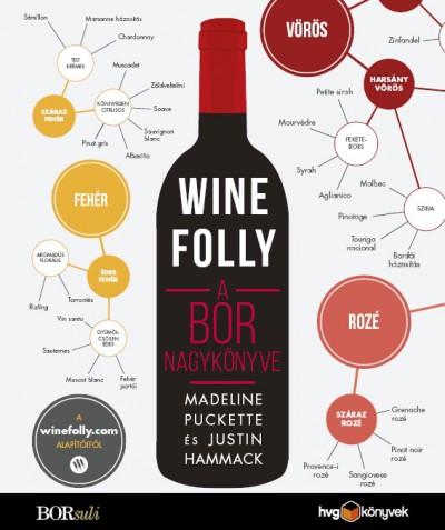 Justin Hammack - Madeline Puckette - Wine Folly - A bor nagykönyve