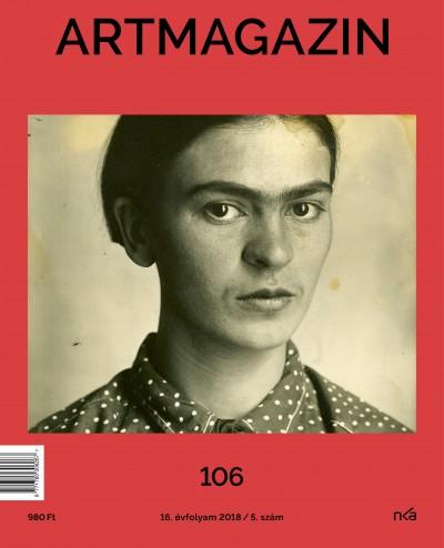 - Artmagazin 106. - 2018/5.
