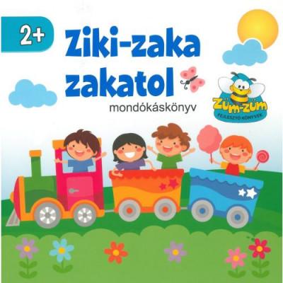 Dávid Ildikó  (Szerk.) - Ziki-zaka zakatol