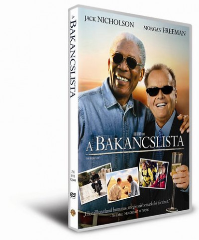 Rob Reiner - A Bakancslista - DVD