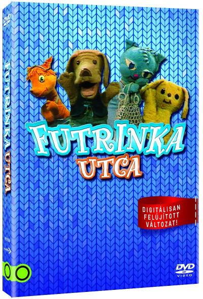 Szabó Attila - Futrinka utca- DVD
