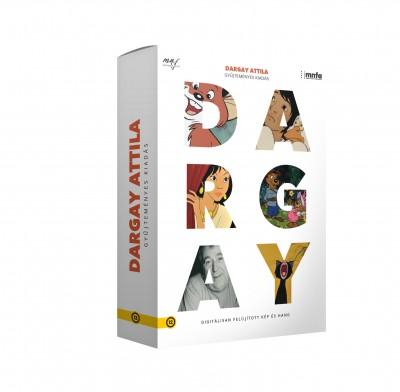 Dargay Attila - Dargay Attila - Gyűjteményes kiadás - DVD