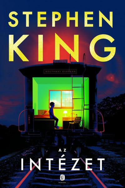 Stephen King - Az Intézet