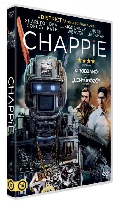 Neill Blomkamp - Chappie - DVD