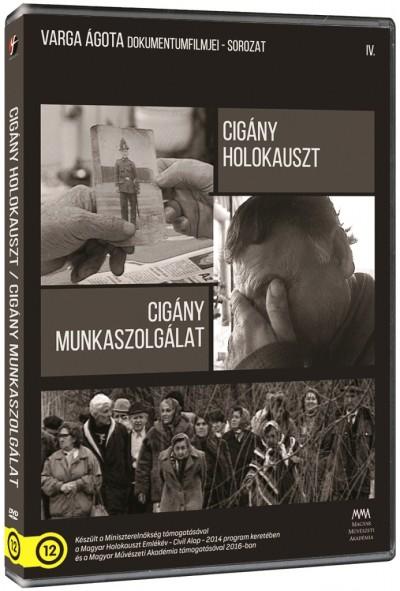 Varga Ágota - Cigány holokauszt / Cigány munkaszolgálat - DVD