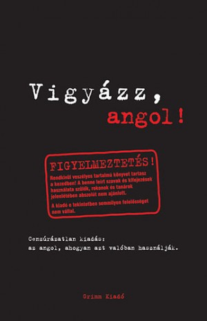 Claire Bell - Bernath Emily - Vigy�zz, angol!