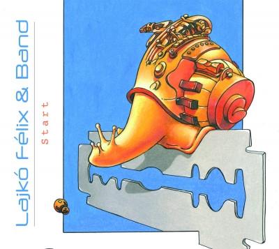 Lajkó Félix - Start - CD
