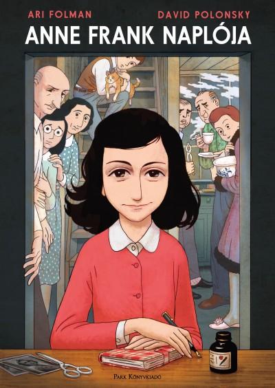 Ari Folman - Anne Frank naplója