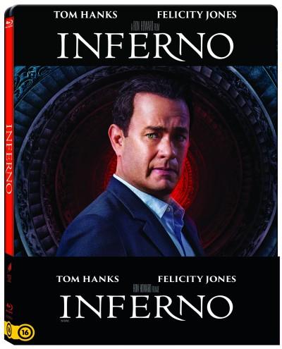 Ron Howard - Inferno - Steelbook - Blu-ray