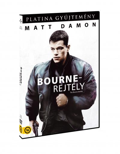 Doug Liman - A Bourne-rejtély - DVD