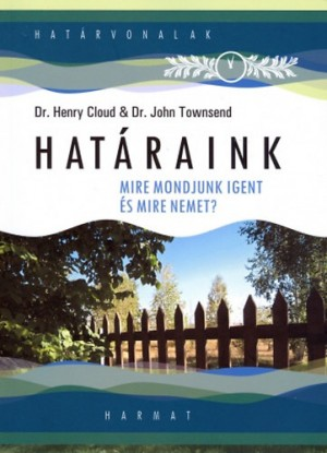 Dr. Henry Cloud - Dr. John Townsend - Hat�raink