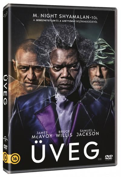 M. Night Shyamalan - Üveg - DVD
