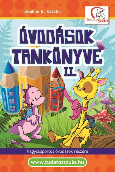 Deákné Bancsó Katalin - Óvodások tankönyve II.