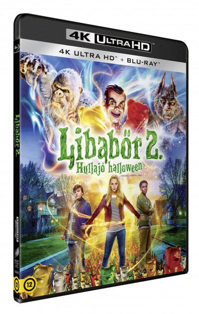 Ari Sandel - Libabőr 2. - Hullajó Halloween - 4K Ultra HD + Blu-ray