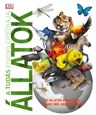 John Woodward - A tudás enciklopédiája - Állatok