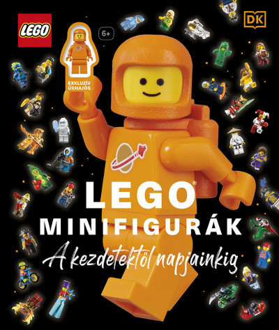 - LEGO Minifigurák - A kezdetektől napjainkig